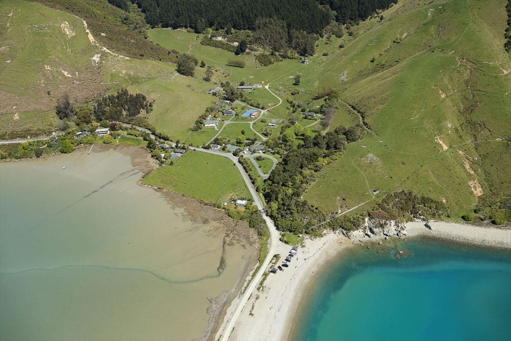 Cable Bay Airplane Photo