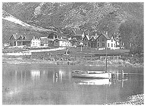 Cable Bay History